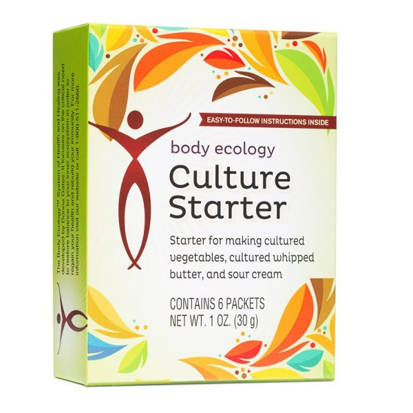 body ecology canada veggie culture starter front