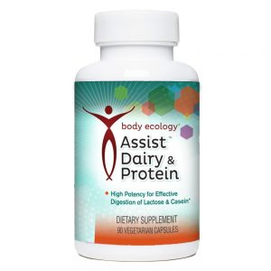 Body Ecology Canada Assist Dairy & Protein Front