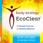 Body Ecology Canada EcoClear – Label