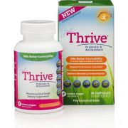 Just Thrive Probiotic Label